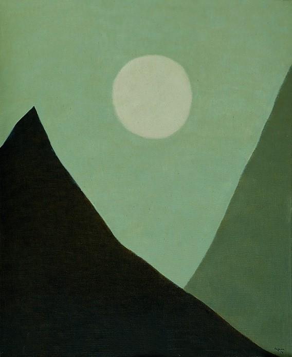 Vera Pagava, Summer Night,1976
