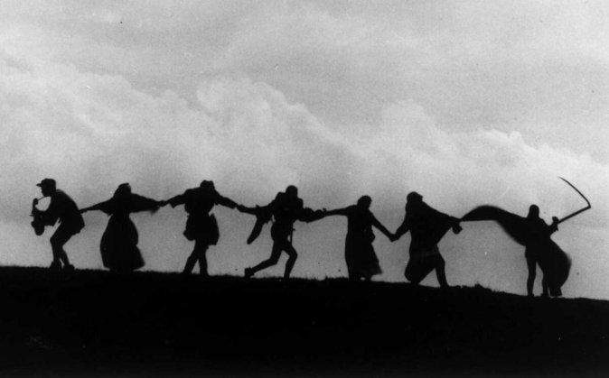 Ingmar Bergman, Seventh Seal, 1957